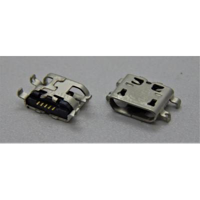 Коннектор зарядки для Lenovo A710, G510, A300, A310, A730E, K860, P700, S850E, S880 (7400126)