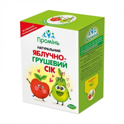 Aspor сок яблочно-грушевый 3л