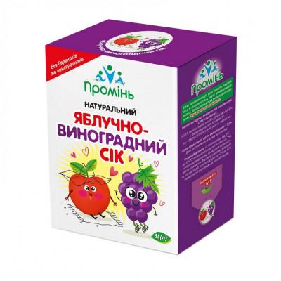 Aspor сок яблочно-виноградный 3л