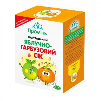 Aspor сок яблочно-тыквенный 3л