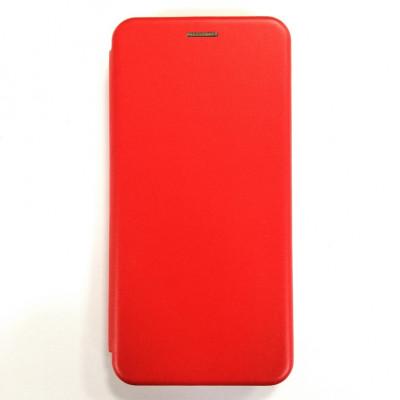 (UA) Чехол-книжка 360 для Honor 9X/P Smart Z- красный
