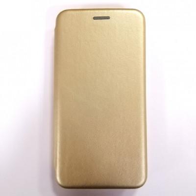 (UA) Чехол-книжка 360 для Nokia 1.3- золотой