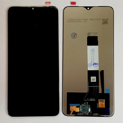 Дисплейный модуль для Xiaomi Poco M3 Black