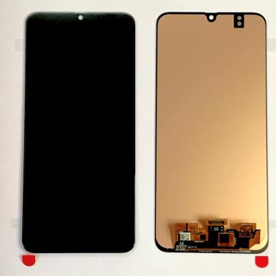 Дисплейный модуль для Samsung A40s (SM-A3050) OLED Black