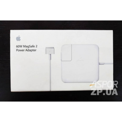МЗП (оригінал 100%) для MacBook Apple Magsafe 2 60W (A1435), MD 565CH/A