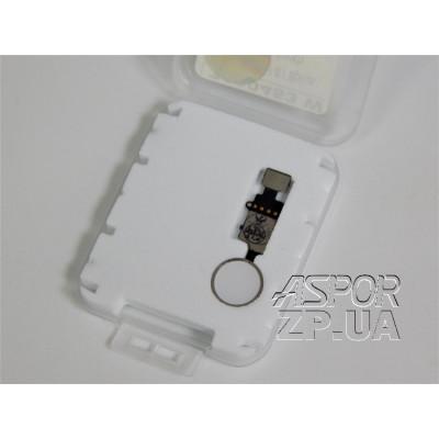 Шлейф с кнопкой Home для iPhone 7 / 7 Plus / 8 / 8 Plus механическая без Bluetooth White (7300453W)