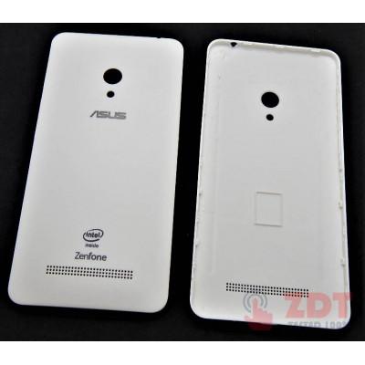 Задняя крышка для Asus ZenFone 5 (A500CG / A500KL / A501CG) White