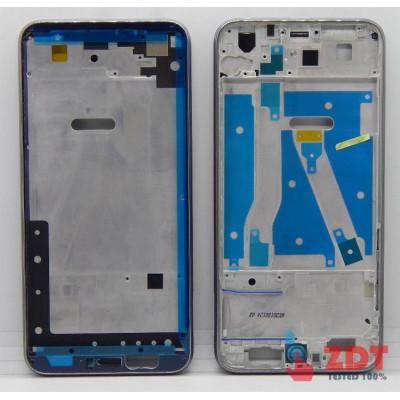 Рамка (средняя часть) для Huawei Honor 9 lite (LLD-AL00 / LLD-AL10 / LLD-TL10 / LLD-L31) Grey