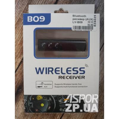 (DL UA) Bluetooth ресивер AUX LV-B09