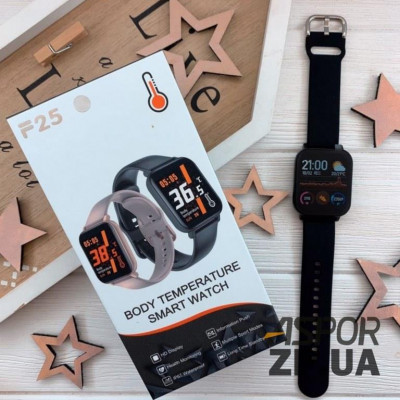 Smart Watch Aspor F25- серебро