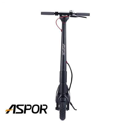 Электросамокат Aspor- L-ES1- черный